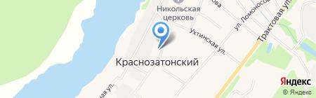 ПродТоргПром на карте Сыктывкара
