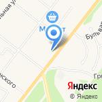 Детский сад №65 общеразвивающего вида на карте Сыктывкара
