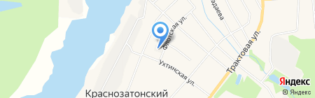 Наш Дом на карте Сыктывкара
