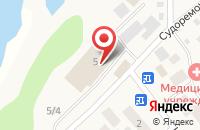 Схема проезда до компании Северный Альянс в Сыктывкаре