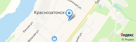 Киоск по продаже кондитерских изделий на карте Сыктывкара