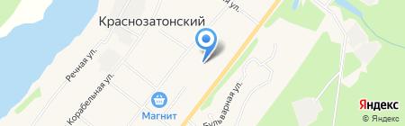 Центральная городская детская библиотека на карте Сыктывкара