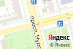 Схема проезда до компании Орал Полимер, ТОО в Уральске