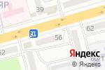 Схема проезда до компании Магазин в Уральске