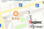 Схема проезда до компании Золотая кружка в Уральске