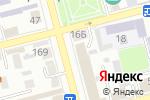 Схема проезда до компании Талап в Уральске