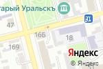 Схема проезда до компании Ветеринарная аптека в Уральске
