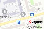 Схема проезда до компании West Business EXPERT, ТОО в Уральске