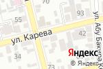 Схема проезда до компании Сеть платежных терминалов, Kaspi bank в Уральске