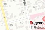 Схема проезда до компании Столовая в Уральске