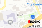 Схема проезда до компании Фотосалон в Уральске