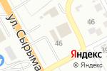 Схема проезда до компании Газ в Уральске