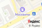 Схема проезда до компании ВИКТОРИЯ в Уральске