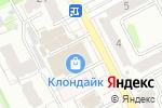 Схема проезда до компании Банк ЦентрКредит в Уральске