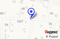 Схема проезда до компании ЧЕРЕМШАНСКОЕ РАЙОННОЕ ПРЕДПРИЯТИЕ СЕЛЬЭНЕРГО в Черемшане