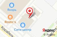 Схема проезда до компании Лагуна в Нижнекамске