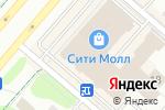 Схема проезда до компании Перекресток в Нижнекамске