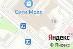 Схема проезда до компании АвтоКласс в Нижнекамске