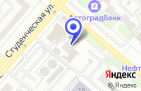 Схема проезда до компании ОХРАННОЕ АГЕНТСТВО ОРИОН-СБ в Нижнекамске