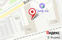 Схема проезда до компании Стройтеплоизол в Нижнекамске