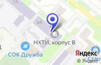 Схема проезда до компании АТТЕСТАЦИОННО-ЛАБОРАТОРНЫЙ ЦЕНТР в Нижнекамске