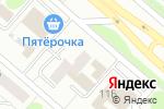 Схема проезда до компании Ольга в Нижнекамске