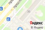 Схема проезда до компании Банк Хоум Кредит в Нижнекамске
