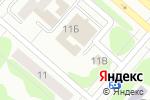 Схема проезда до компании Лига Ставок в Нижнекамске