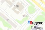 Схема проезда до компании Карабас Барабас в Нижнекамске