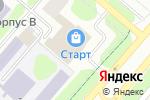 Схема проезда до компании Магнит в Нижнекамске