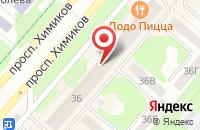 Схема проезда до компании Мир Свободы в Нижнекамске