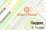 Схема проезда до компании Банкомат, Почта Банк в Нижнекамске