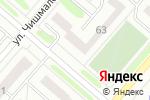 Схема проезда до компании ЖКХ-8 в Нижнекамске