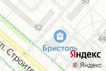 Схема проезда до компании BZboard в Нижнекамске