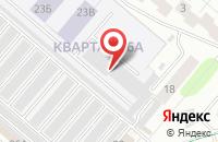 Схема проезда до компании Ассоциация в Нижнекамске