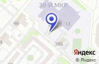 Схема проезда до компании ГИМНАЗИЯ № 2 ИМ. Б. УРМАНЧЕ в Нижнекамске