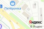 Схема проезда до компании Банкомат, Почта Банк, ПАО в Нижнекамске