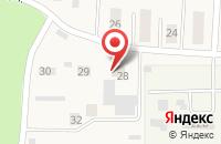 Схема проезда до компании Нижнекамское лесничество в Красном Ключе