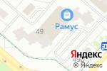Схема проезда до компании Сладкие сны в Нижнекамске