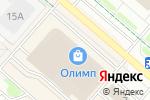 Схема проезда до компании Планета в Нижнекамске