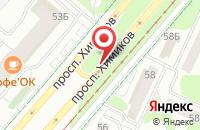 Схема проезда до компании Агентство по продаже земельных участков в Нижнекамске