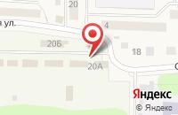Схема проезда до компании Алмаш в Красном Ключе