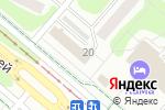 Схема проезда до компании ЗАКАМСКИЙ ЦЕНТР КОНСУЛЬТАНТ в Нижнекамске