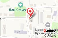 Схема проезда до компании VIP сауна в Красном Ключе