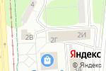 Схема проезда до компании Avon в Нижнекамске
