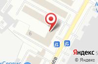 Схема проезда до компании Полимер-Холдинг в Нижнекамске