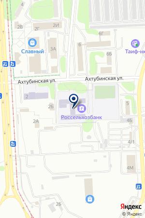 АВТОСТОЯНКА ЭМОНТ на карте Нижнекамска