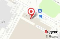 Схема проезда до компании Престиж Авто в Нижнекамске