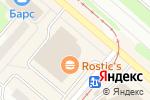 Схема проезда до компании Элекснет в Нижнекамске