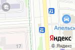 Схема проезда до компании Факторiя в Нижнекамске